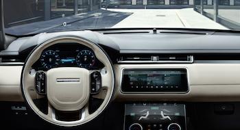 2018 Range Rover Velar technology
