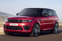 2018 Land Rover Range Rover Sport in Little Rock