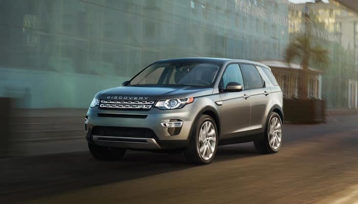 2018 Land Rover Discovery Sport available in Little Rock