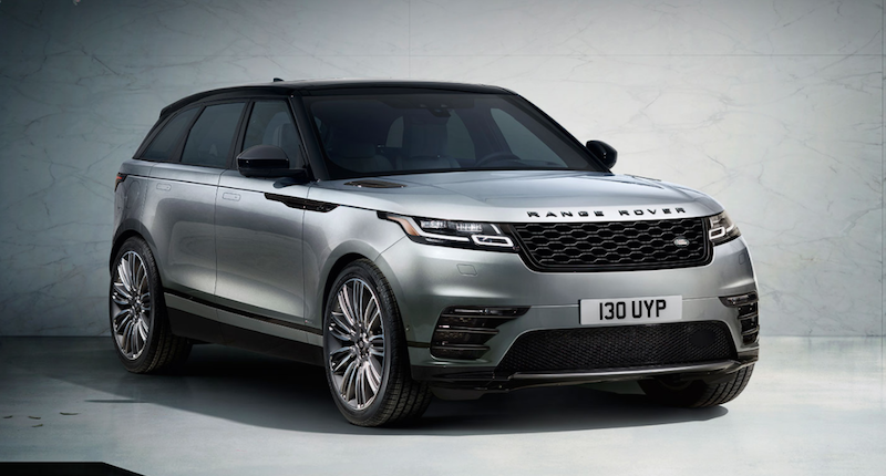 2018 Range Rover Velar available in Little Rock near Conway