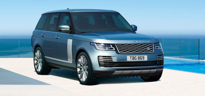 Purchase a 2018 Land Rover Range Rover in Little Rock