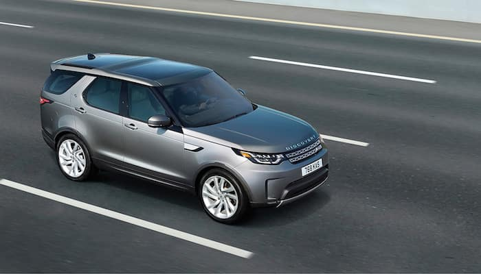 2018 Land Rover Discovery available in Little Rock