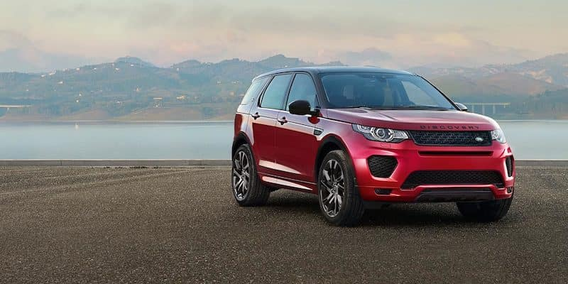 2018 Land Rover Discovery Sport available in Little Rock near Bryant