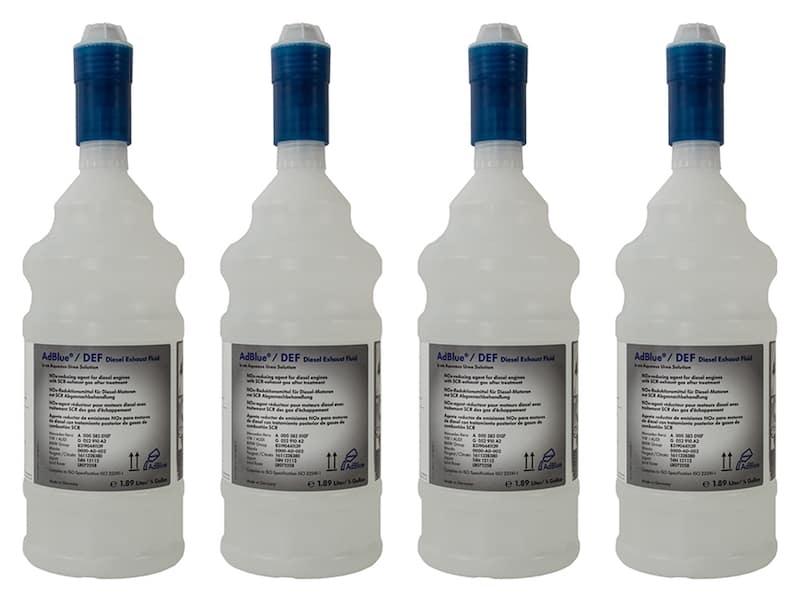 Adblue DEF bottle