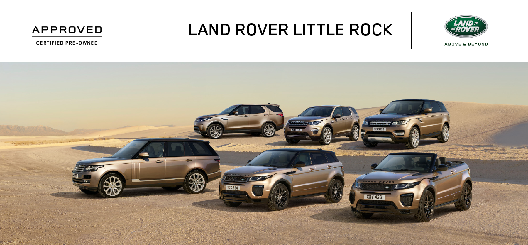 Why Should I Buy CPO? | Little Rock AR | Land Rover Little Rock