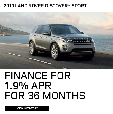 2019 Land Rover Discovery APR