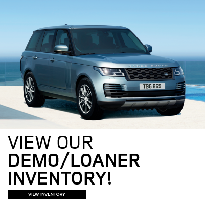 Check Out Our Demo/Loaner Vehicles