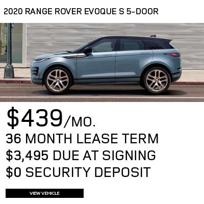 2020 Range Rover Evoque S 5-Door