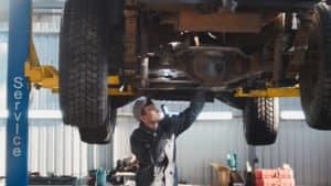 Land Rover Service Center