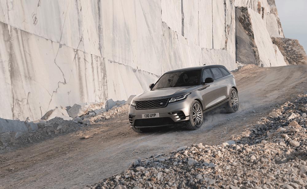 Range Rover Velar Specs