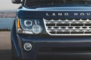 Land Rover Inventory