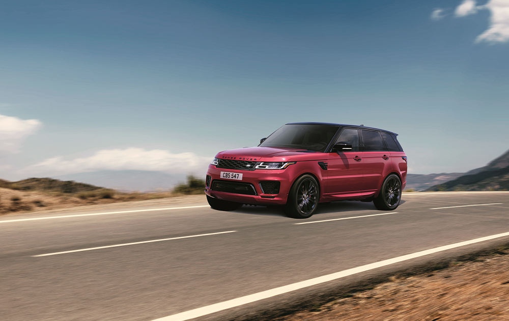 Range Rover Sport Engine Specs