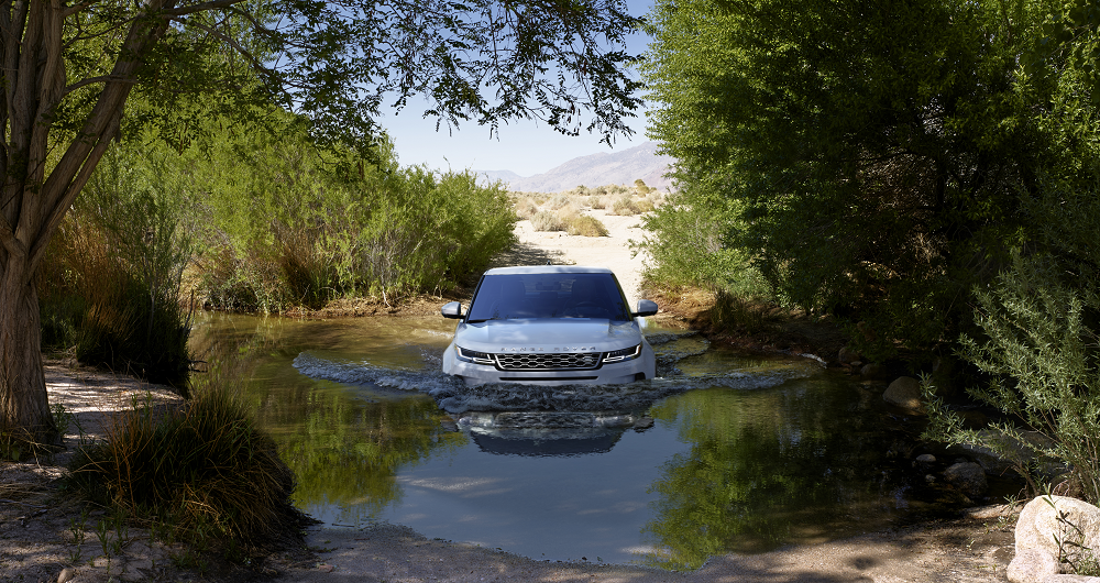 2020 Range Rover Evoque Specs