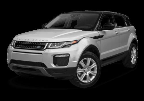 2017 Range Rover Evoque white background