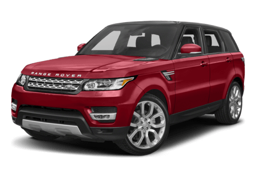 2017 Range Rover Sport white background