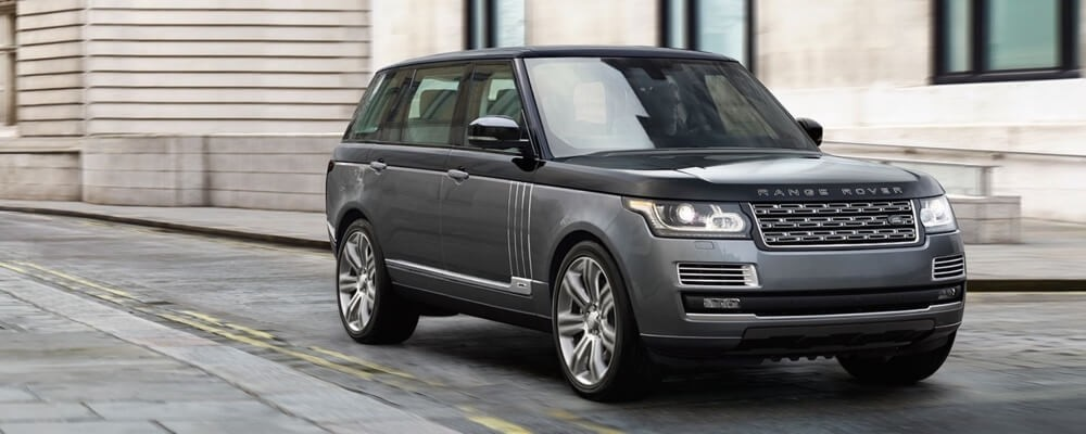 2017 Land Rover Range Rover Exterior Features