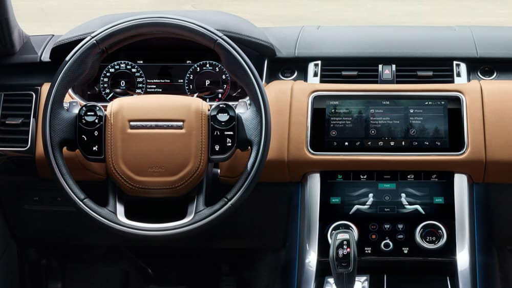 Range Rover Paramus >> 2018 Land Rover Range Rover Sport Info | Land Rover Paramus