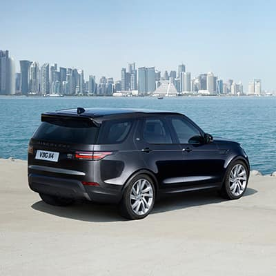 LEASE A CERTIFIED PRE-OWNED 2017 LAND ROVER DISCOVERY HSE V6 FOR $579 PER MONTH