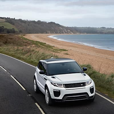 LEASE A CERTIFIED PRE-OWNED 2017 RANGE ROVER EVOQUE FOR $379 PER MONTH