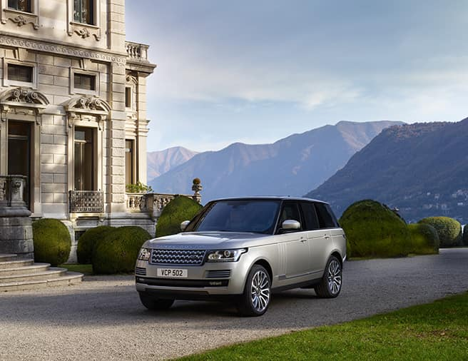 LEASE A NEW 2017 RANGE ROVER HSE FOR $988 PER MONTH