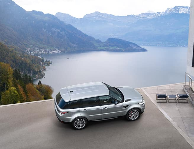 LEASE A NEW 2017 RANGE ROVER SPORT HSE FOR $627 PER MONTH