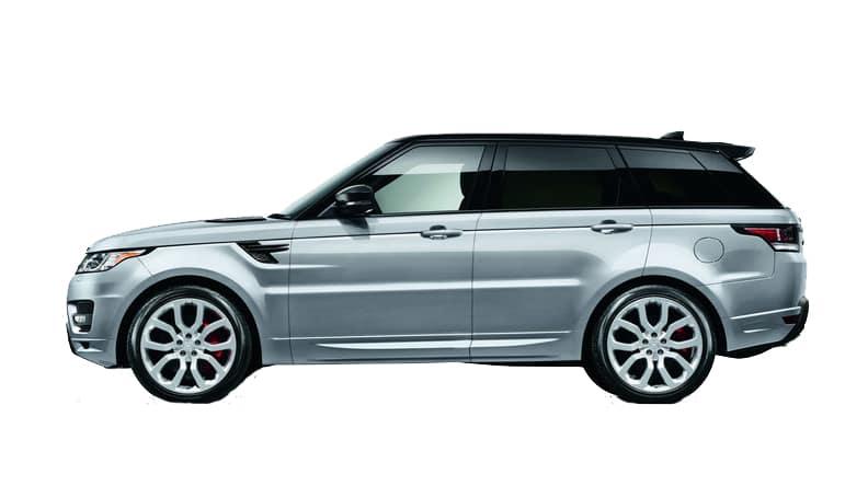 New 2017 Land Rover Range Rover Sport RR SPORT SE/HSE 4DR SUV SC V6 Four Wheel Drive SUV