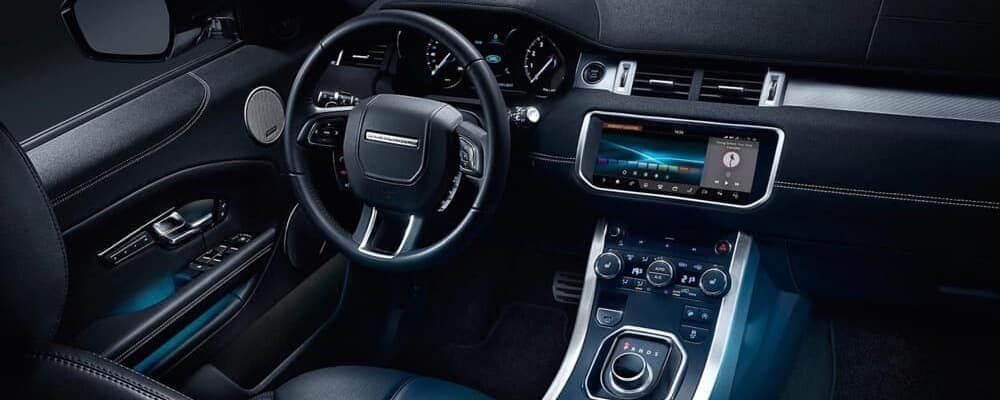 2018 Land Rover Range Rover Evoque Technology Feature