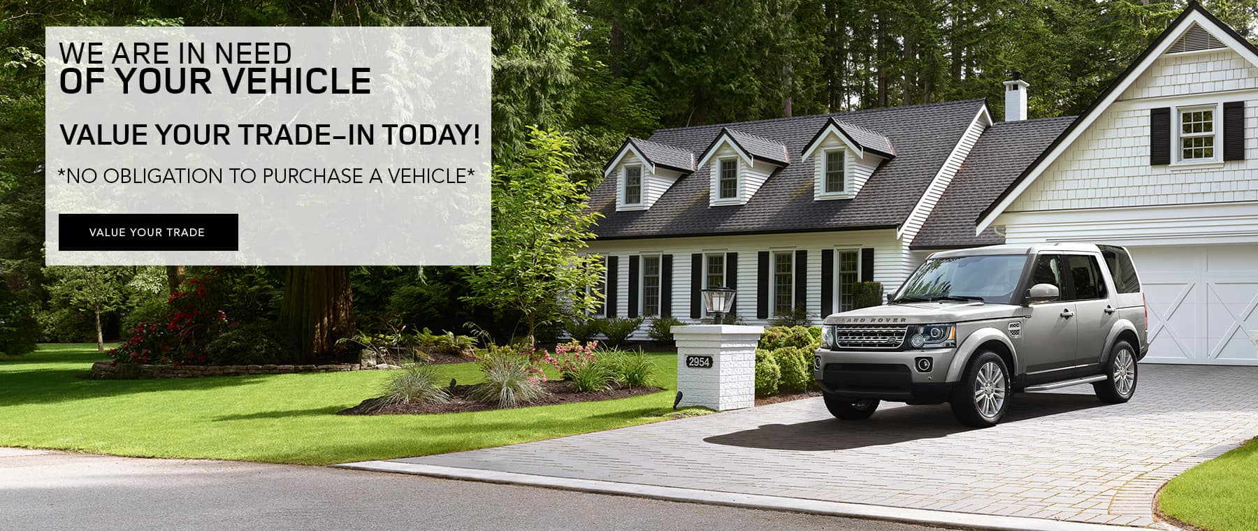 Check Dealer For Availability. This Ad Must Be Presented At Time Of  Purchase. See Land Rover Of Paramus For Details.
