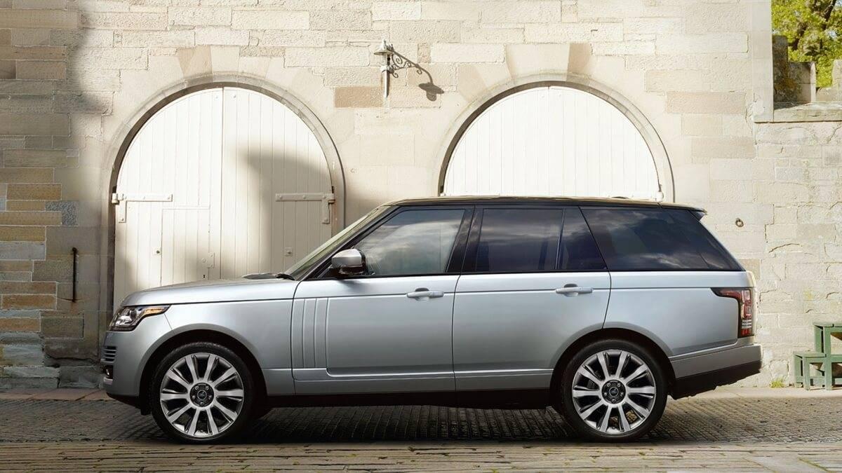 2017 Land Rover Range Rover 2