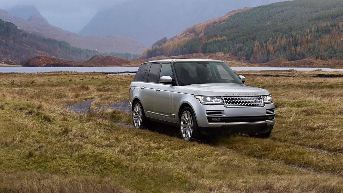 2017 Land Rover Range Rover Exterior