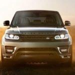 2017 Range Rover Sport front exterior