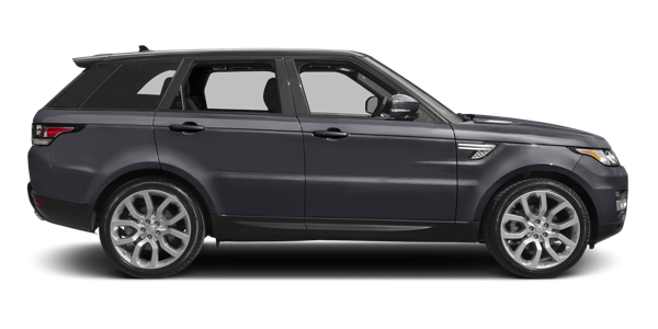 2017 Land Rover Range Rover Sport white background