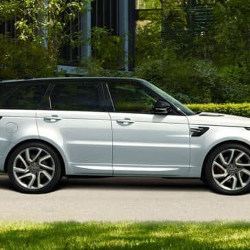 2018 Range Rover Sport side view