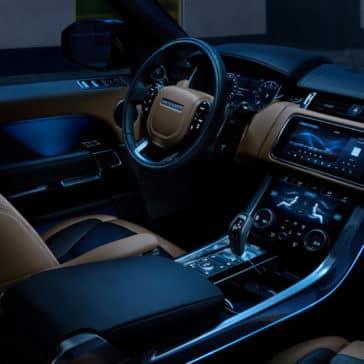 2018 Range Rover Sport interior