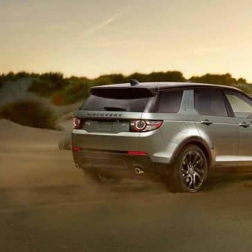 2018 Land Rover Discovery Sport exterior