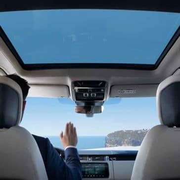2018 Land Rover Range Rover interior