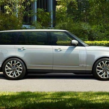 2018 Land Rover Range Rover side view