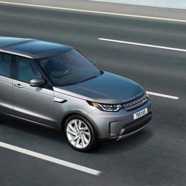 2018 Land Rover Discovery dark exterior