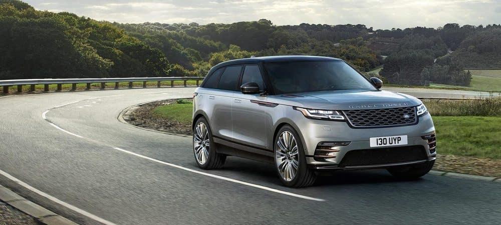 2018 Range Rover Velar Performance