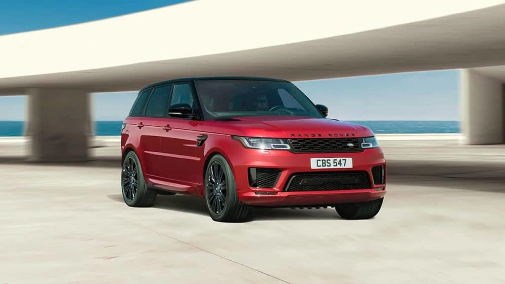 NEW 2019 RANGE ROVER SPORT V8 SUPER CHARGED