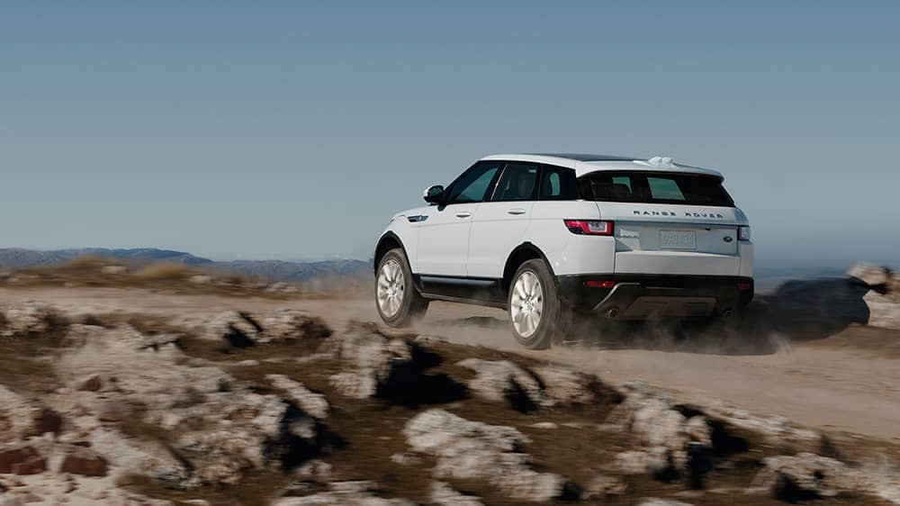 New 2020 Range Rover Evoque P250 S
