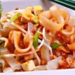 pad thai veggie tofu