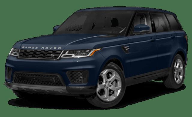 2019 land rover range rover blue