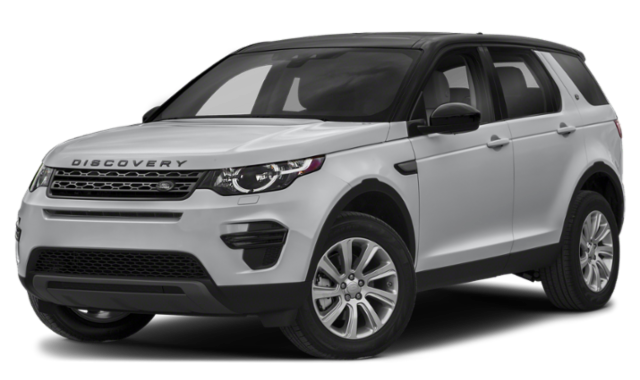 2019 land rover discovery sport white