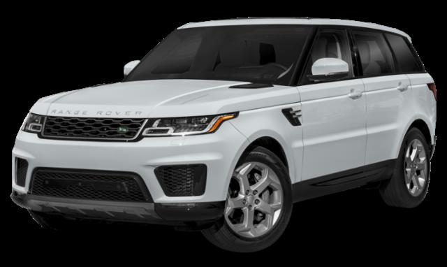 2019 land rover range rover white