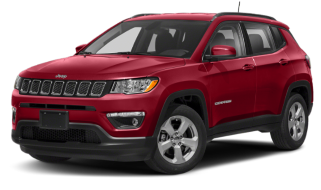 2019 jeep compass red