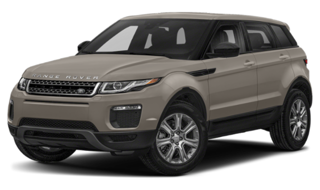 2019 range rover evoque gray