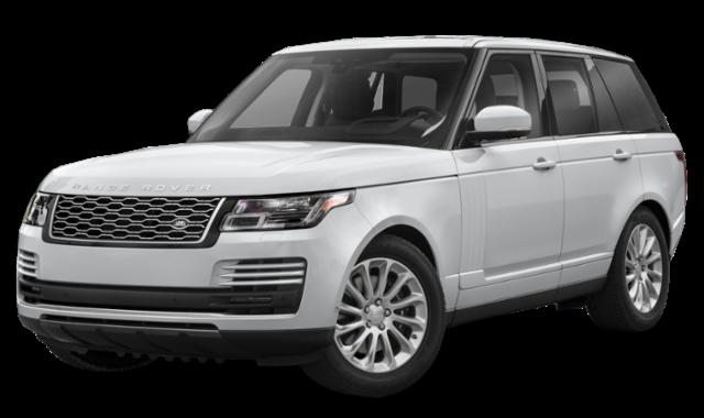 2020 land rover range rover silver exterior