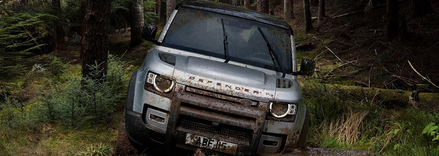 2021 and rover defender mud
