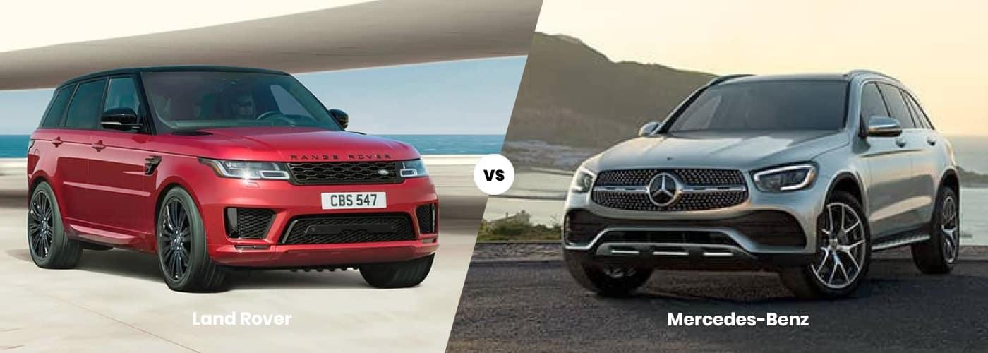 land rover vs mercedes
